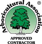 aboricultural association approved contractor